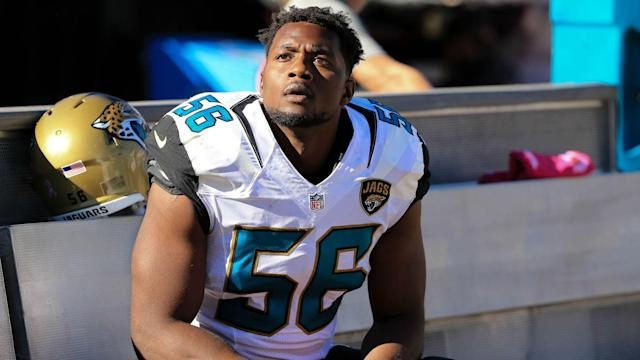 Dante Fowler was the Jaguars' first-round pick in the 2015 NFL Draft.