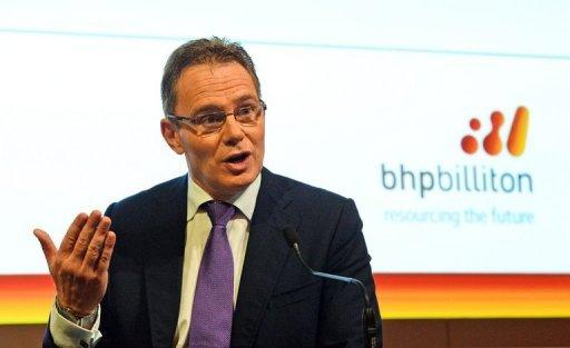 New BHP chief flags costs, productivity agenda