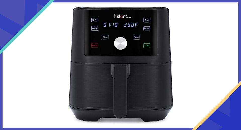 Love your Instant Pot? You'll be equally as impressed with this air fryer. (Photo: Walmart)