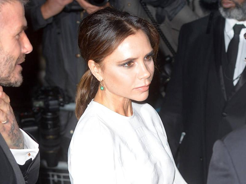 Victoria Beckham focused on making fashion more sustainable