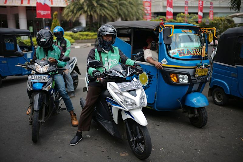 Visa Invests in Go-Jek to Push Digital Payments in Southeast Asia