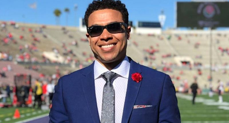 ESPN reporter, Edward Aschoff, died at 34 years old. It wasn't until after his death that a lung biopsy revealed he had stage 4 non-Hodgkin's lymphoma. (Photo: ecaschoff via Instagram)