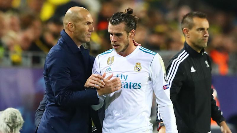 Fragile Bale deepens Zidane's first crisis at Real Madrid
