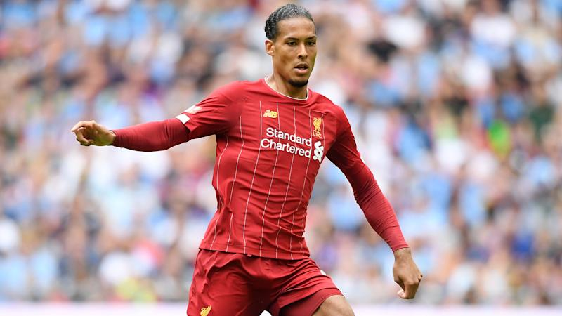 Van Dijk: World-record fee wasn't a big issue for me