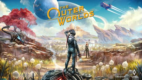 The Outer Worlds Launching October 25, 2019 for Xbox One, PlayStation®4, and PC