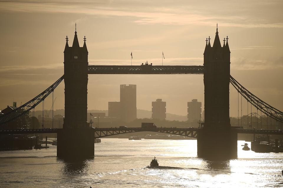 What is driving the north-south divide in London's coronavirus caseloads? (Daniel Leal-Olivas/AFP via Getty Images)