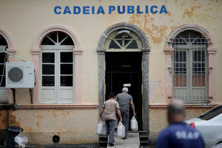 Inmates involved in Brazil prison massacre to be transferred