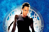 'Lara Croft: Tomb Raider' - £189 million: Widely panned upon release, this videogame adaptation is actually one of the better (read: less terrible) game-to-movie attempts, and it has the box office receipts to back it up. Also, that cast! Angelina Jolie! Daniel Craig! Chris Barrie!