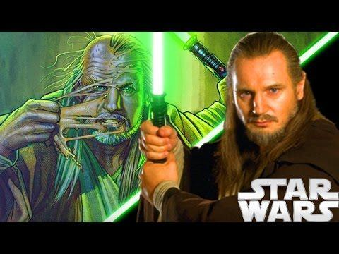 """<p>Shame on Old Ben Kenobi for erasing Qui Gon from history by telling young Luke that his master was Yoda. We know the truth!</p><p><a href=""""https://www.youtube.com/watch?v=PLgbdmrqQ7w"""" rel=""""nofollow noopener"""" target=""""_blank"""" data-ylk=""""slk:See the original post on Youtube"""" class=""""link rapid-noclick-resp"""">See the original post on Youtube</a></p>"""