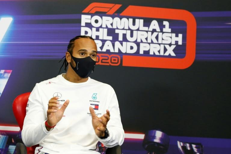 Hamilton has won five world titles with Mercedes