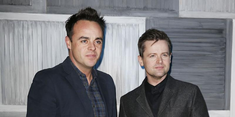 Ant & Dec pictured together in May 2018