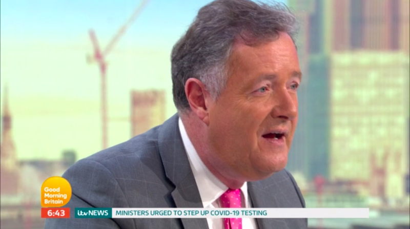 Piers Morgan lauds Filipino healthcare workers in United Kingdom for 'saving' people's lives