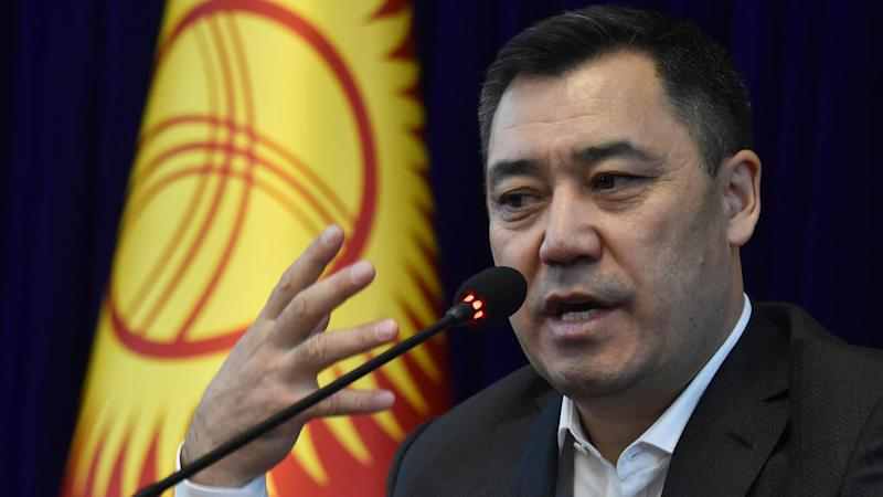 Kyrgyzstan names freed populist politician acting prime minister