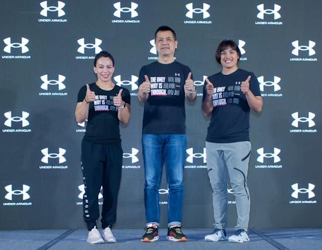 UNDER ARMOUR 發表2020年品牌精神:「The Only Way Is Through戰勝是唯一的路」。官方提供