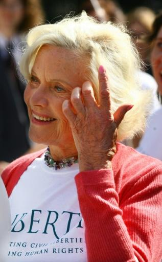 Honor Blackman has died of natural causes aged 94