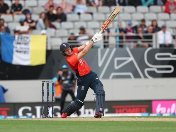 Sam Billings is hoping to break into England's squad for the T20 World Cup in October this year (Getty)