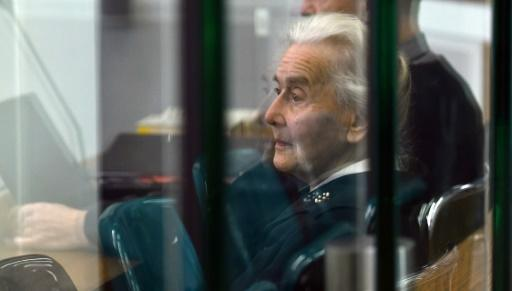 'Nazi grandma' sentenced to six months in jail in Germany