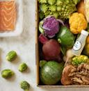 """<p><a class=""""link rapid-noclick-resp"""" href=""""https://go.redirectingat.com?id=74968X1596630&url=https%3A%2F%2Fwww.blueapron.com%2Fgifts&sref=https%3A%2F%2Fwww.redbookmag.com%2Fabout%2Fg34669122%2Fbest-gift-experiences%2F"""" rel=""""nofollow noopener"""" target=""""_blank"""" data-ylk=""""slk:Order Now"""">Order Now</a> <em>From $60, blueapron.com</em></p><p>This food service, which mails packaged meals with precise ingredients and instructions included, will teach them important cooking skills and up their kitchen game. </p>"""