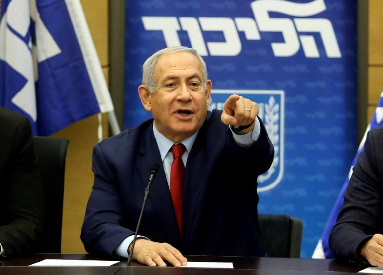 Heads of parties in Israeli Prime Minister Benjamin Netanyahu's coalition have agreed to hold early elections in April