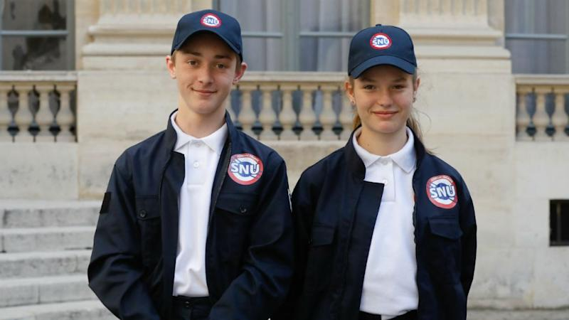 France begins trial of compulsory civic service for teens