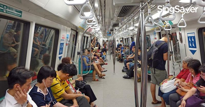 Bus, MRT fares set to rise as much as 7% in 2020: PTC | SingSaver