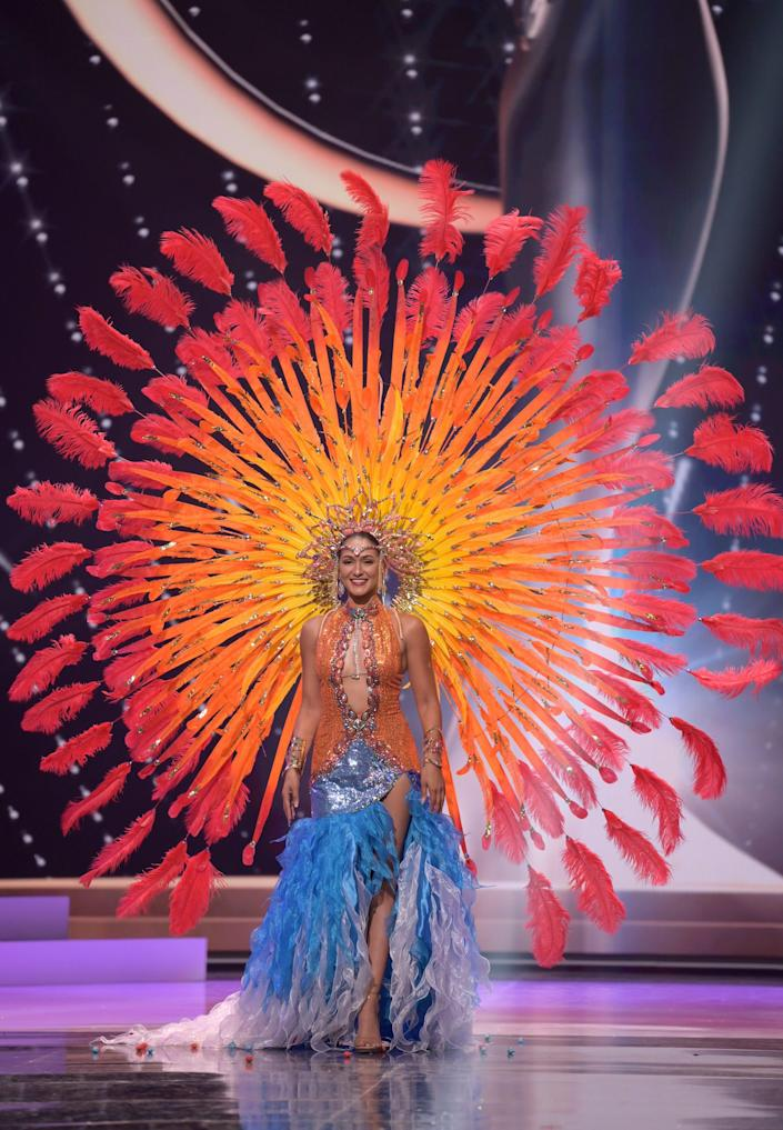 Miss Cayman Islands National Costume Show 2021