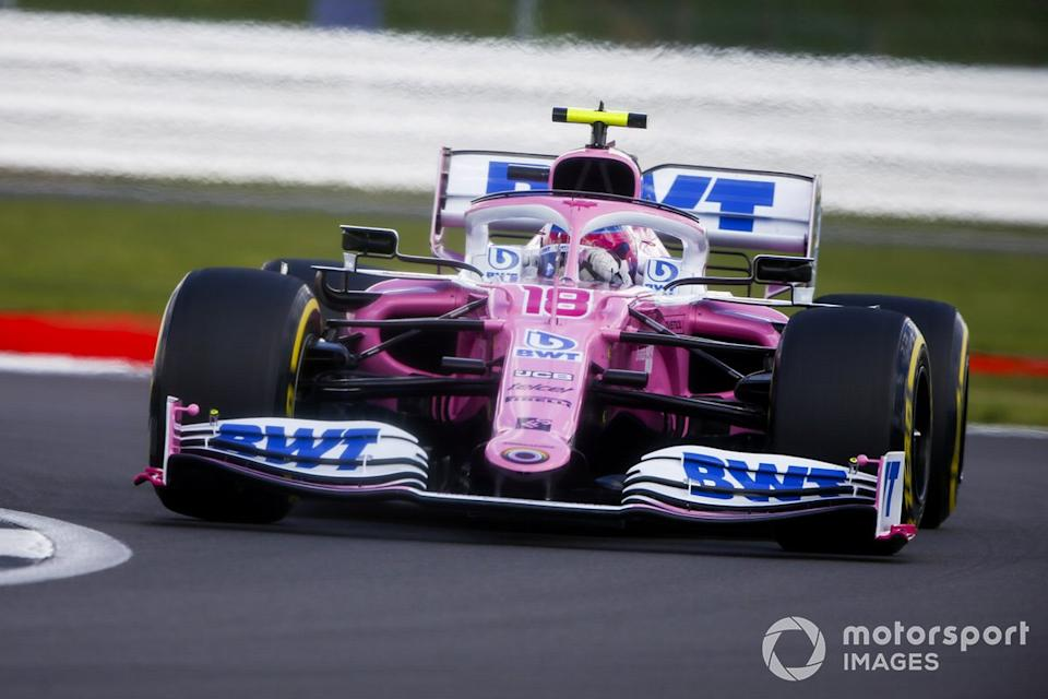 "P6 Lance Stroll, Racing Point RP20<span class=""copyright"">Andy Hone / Motorsport Images</span>"