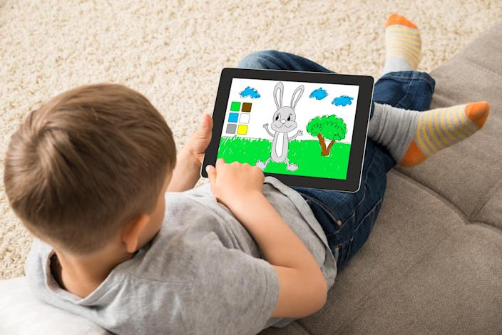 How damaging is screen time to children's development [Photo: Getty]