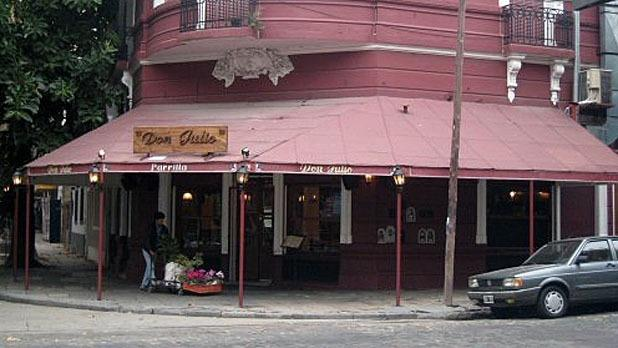 <p>This notable Buenos Aires restaurant has earned rave reviews from locals and international media alike. It's a restaurant stands outin a nation known for its steaks; numerous visitors have also noted Don Julio's excellent selection of wine, specificallyMalbec and Cabernet Sauvignon.</p><p><i>(Photo Courtesy of Krista / Flickr)</i></p>