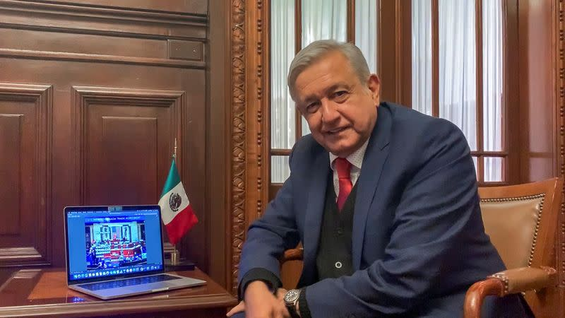 Mexico accuses Bolivia of more harassment, even as president sees let-up