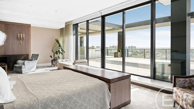 This 150 Clarendon apartment could smash state records. Image: Whitefox