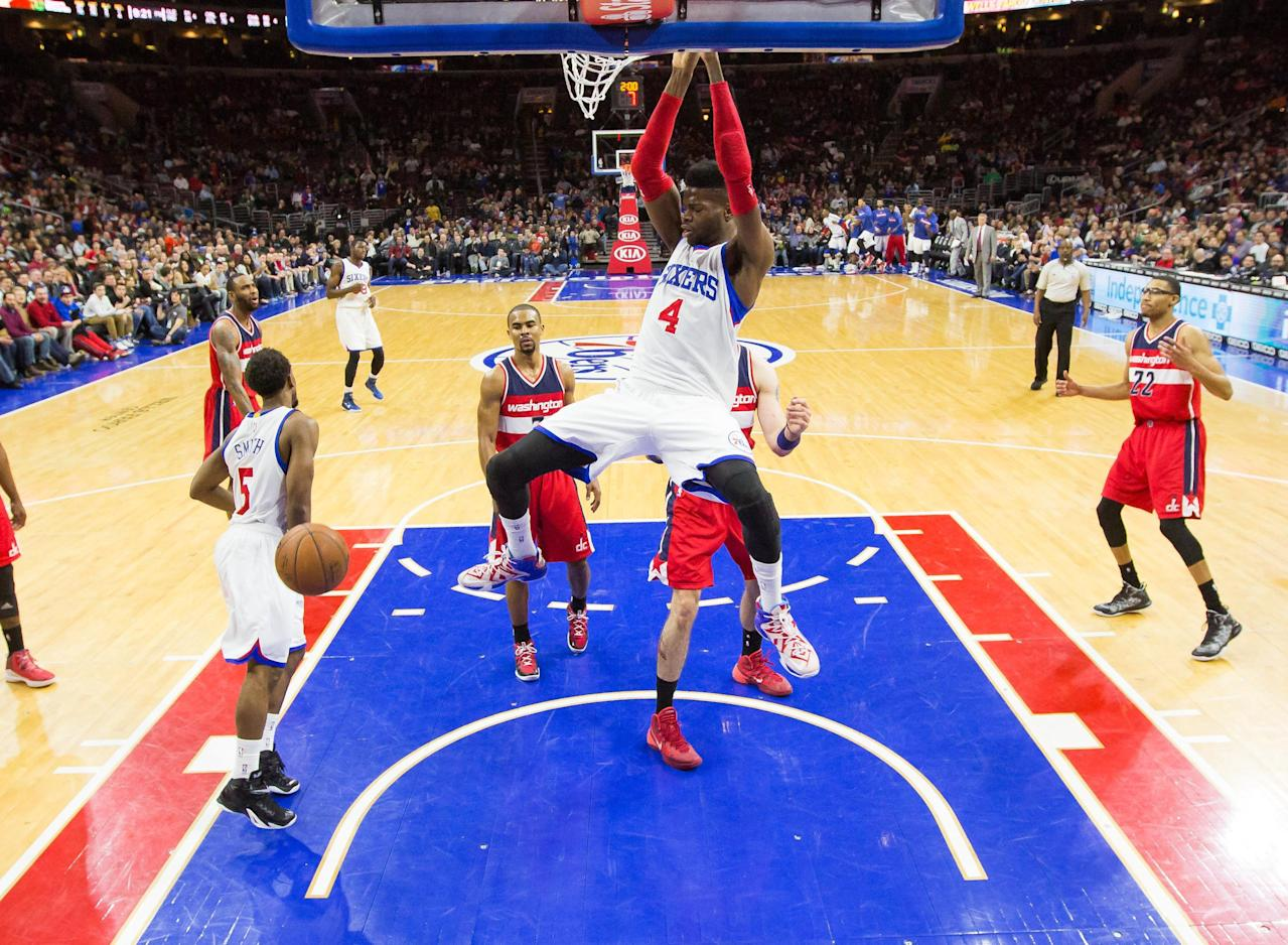 Wizards lose to Sixers in another woeful performance, need answers