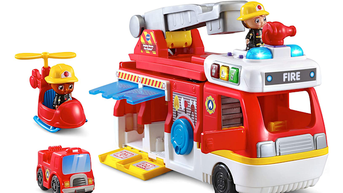 Best gifts and toys for 2-year-olds: VTech Helping Heroes Fire Station