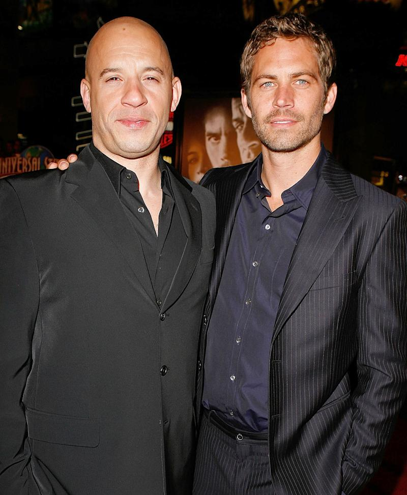 Vin Diesel Opens Up About the Moment Paul Walker's Mom Made Him Realize He Lost His 'Other Half'