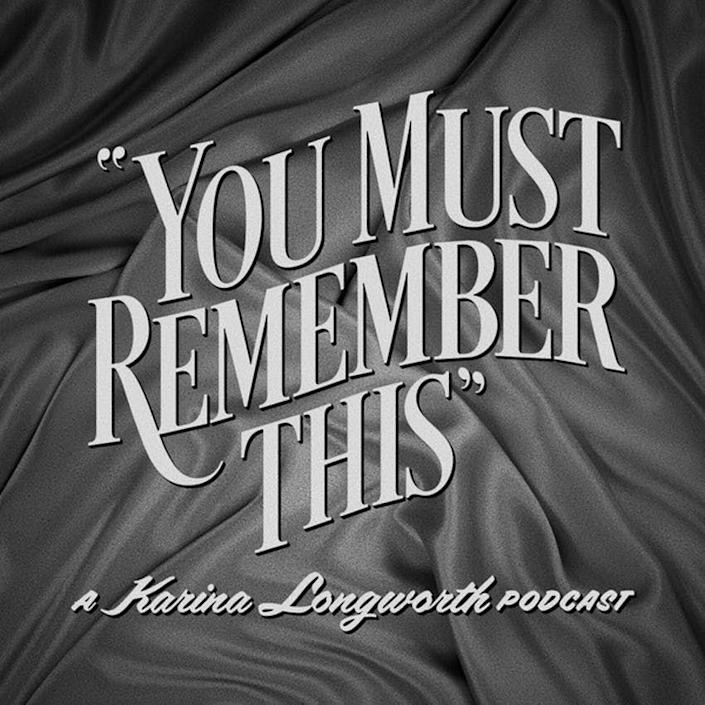 """<p>Karina Longworth's podcast feels like listening to a secret—half because of her perfectly mysterious and dramatic narrative voice, and half because the show explores the """"secret and/or forgotten"""" histories of Hollywood in the 20th century. Longworth dives deep into the Hollywood history you never really knew about, like Jayne Mansfield's connection to the Church of Satan or the context behind the Hays Code, a set of """"morality"""" guidelines strictly applied to films from the 1930s to the late '60s. A good place to start listening is the multi-part series Charles Manson's Hollywood. <em>- Anna Lee</em></p><p><a class=""""link rapid-noclick-resp"""" href=""""https://podcasts.apple.com/us/podcast/you-must-remember-this/id858124601"""" rel=""""nofollow noopener"""" target=""""_blank"""" data-ylk=""""slk:Listen Now"""">Listen Now</a><em><br></em></p>"""