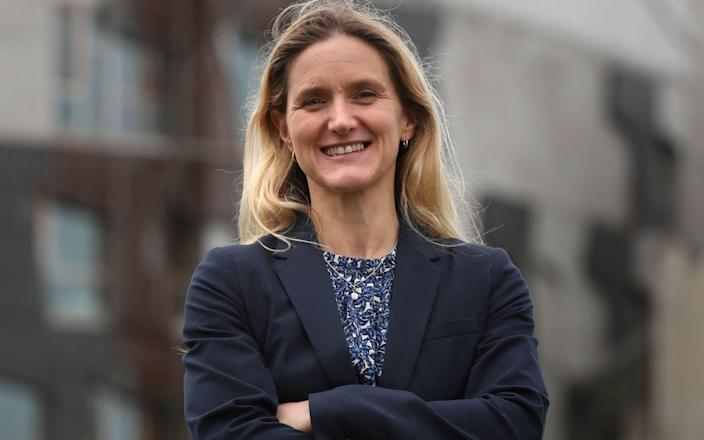Kim Leadbeater, sister of murdered MP Jo Cox, could stand in the Batley and Spen by-election - PA