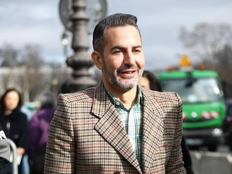 Marc Jacobs: 'My life is a movie'