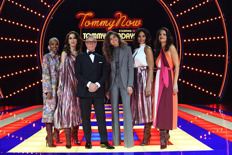 824d1cbb9 Tommy Hilfiger and Zendaya Talk Paris Runway Show's Message of Inclusion