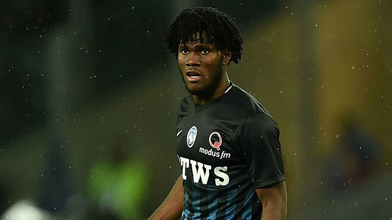Roma step up Kessie chase despite Man Utd dream