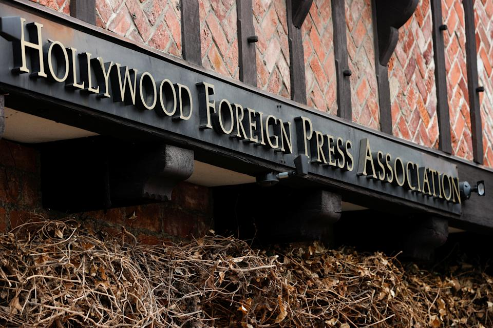 The Hollywood Foreign Press Association (HFPA) headquarters in West Hollywood, California. The HFPA has been under intense scrutiny after laying out a long-overdue inclusion and overhaul proposal that many say is just too little, too late.