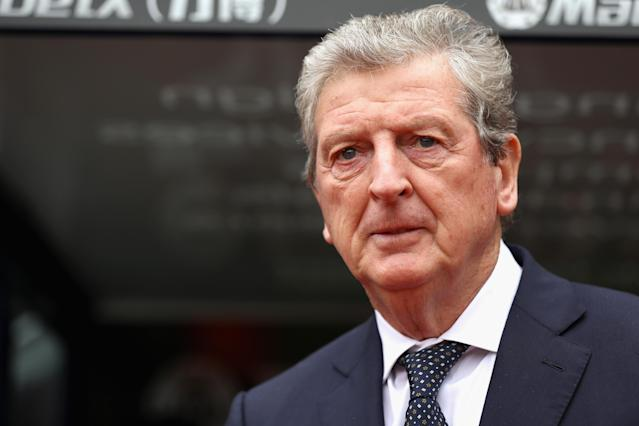 "Roy Hodgson managed his first game at <a class=""link rapid-noclick-resp"" href=""/soccer/teams/crystal-palace/"" data-ylk=""slk:Crystal Palace"">Crystal Palace</a> Saturday. (Getty)"