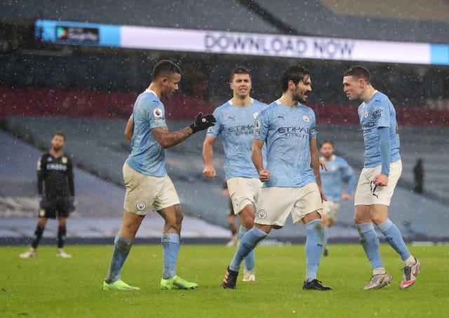 City could move 10 points clear of Liverpool with victory over the Reds this weekend