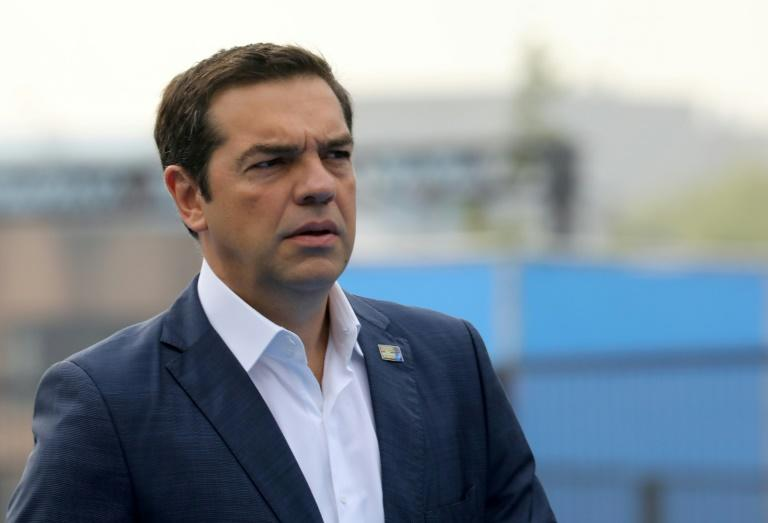 Greek Prime Minister Alexis Tsipras's government hailed the end of the bailouts
