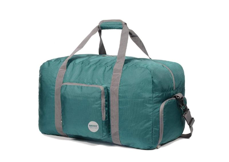 Foldable Duffle Bag. (Photo: Amazon)