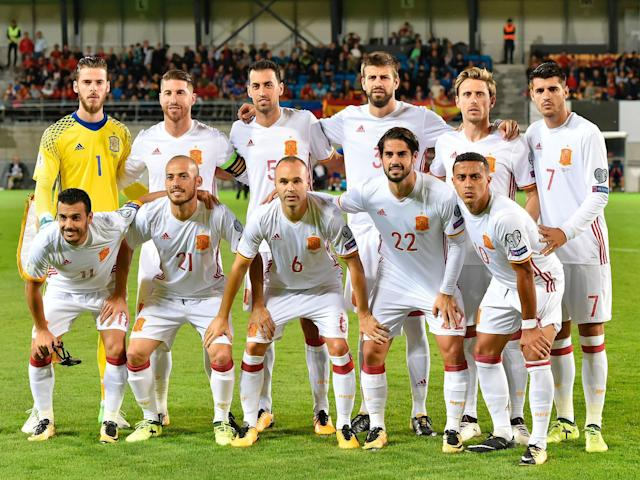 Spain World Cup squad: Julen Lopetegui announces 23-man selection for Russia