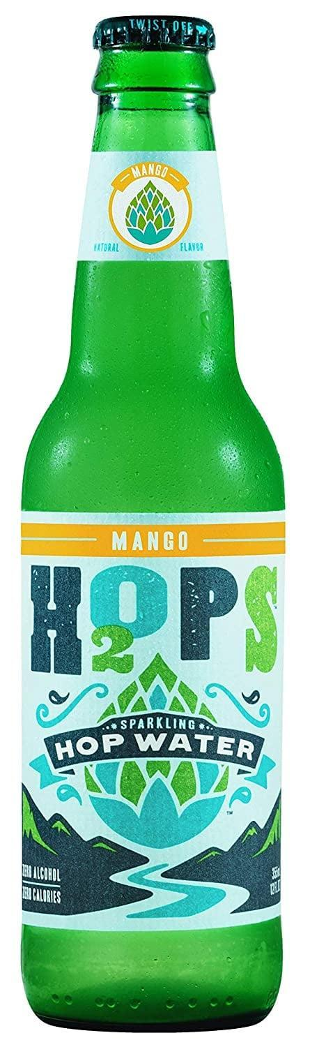 <p>If you love artisanal beer but not a fan of the calories and hangover, try the <span>H2OPS Hop Water in Mango </span> ($54). It has zero alcohol and refreshing!</p>