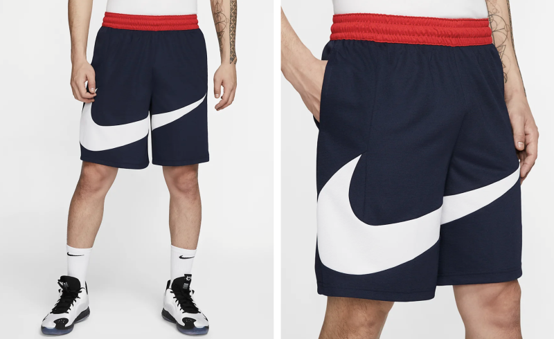 Nike Dri-FIT. (PHOTO: Nike)