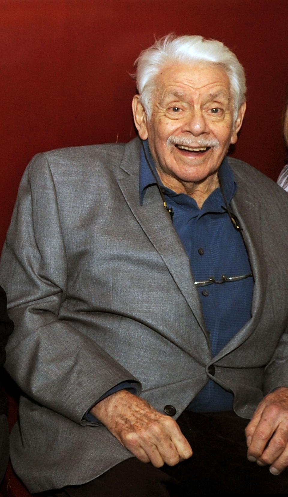 <strong>Jerry Stiller (1927 – 2020)<br /><br /><br /></strong>The comedy actor and father to Ben Stiller was best known for his roles in The King Of Queens and Seinfeld. He died in May, at the age of 92.