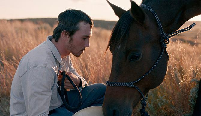 The Rider (©Highwayman Films)