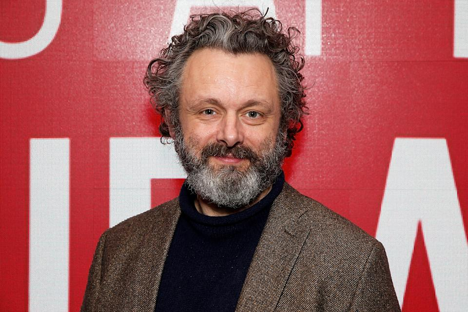 "NEW YORK, NEW YORK - DECEMBER 15: Michael Sheen attends the SAG-AFTRA Foundation conversations: ""Prodigal Son"" at  The Robin Williams Center on December 15, 2019 in New York City. (Photo by Dominik Bindl/Getty Images)"